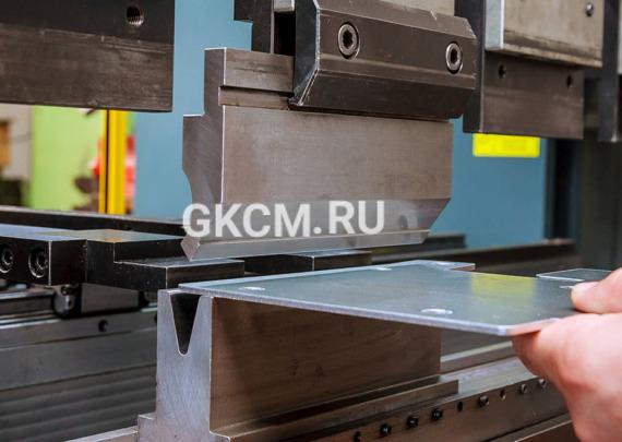 Гибка металла в Москве